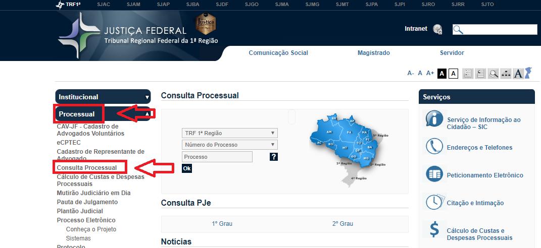 Consulta Processo CNPJ